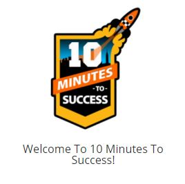 Chris Farrell 10 Minutes to Success