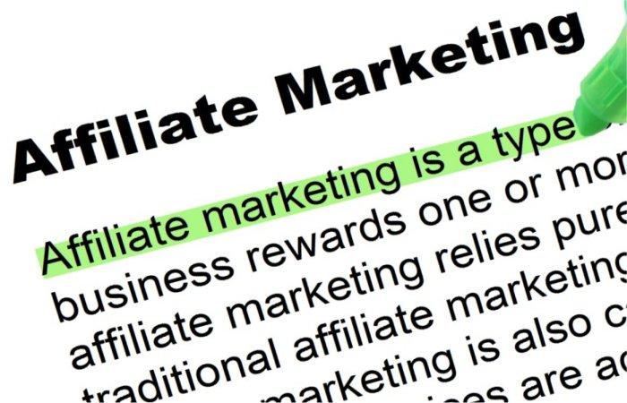 Affiliate Marketing Companies List