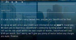 What is Smashfund