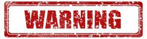 Serplab Warning