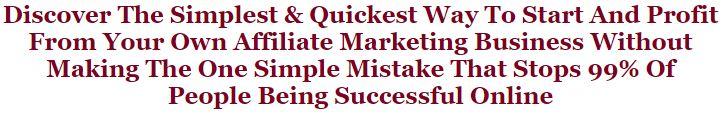 Affiliate marketing revolution Review