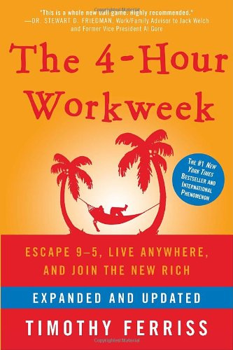 What Is the 4 Hour Work Week by Timothy Ferriss