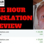 one hour translation review
