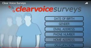 is CLear Voice surveys legit
