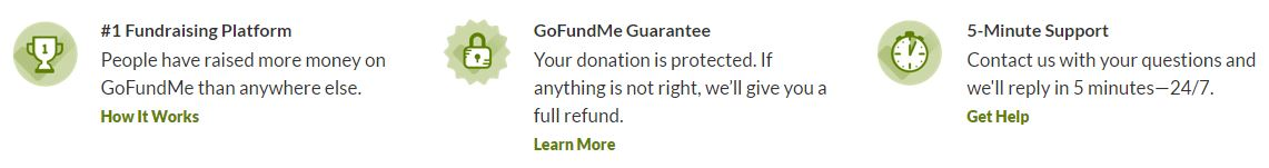 is gofundme a scam