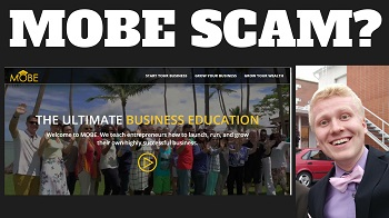 Is MOBE a Scam or legit