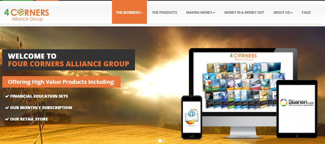 is four corners alliance group a scam