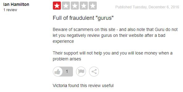 is guru a scam