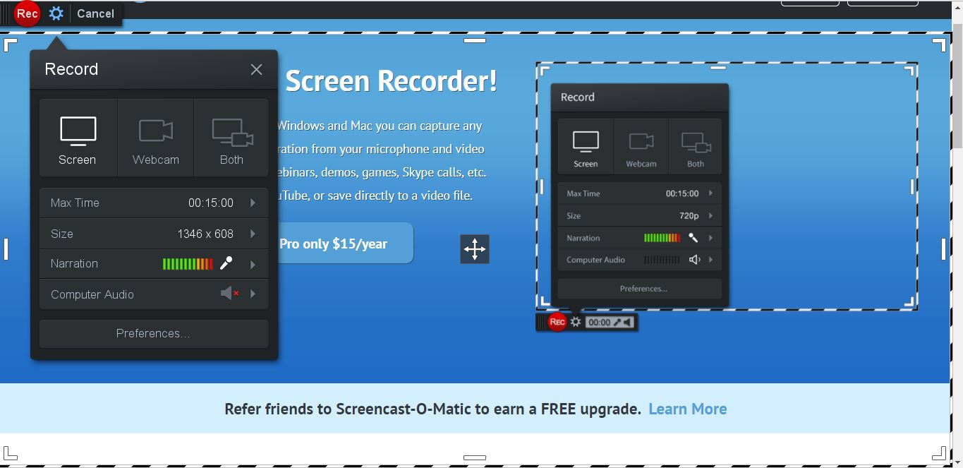 How Does Screencast-O-Matic Work