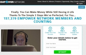 is empower network a pyramid scheme