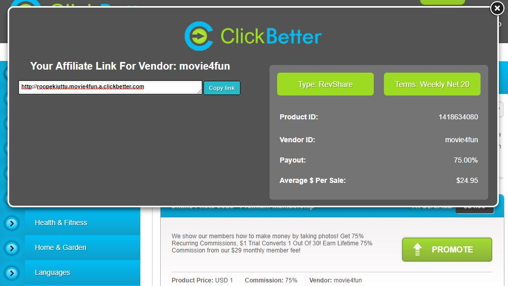 clickbetter review