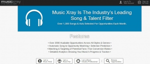 is music xray a scam