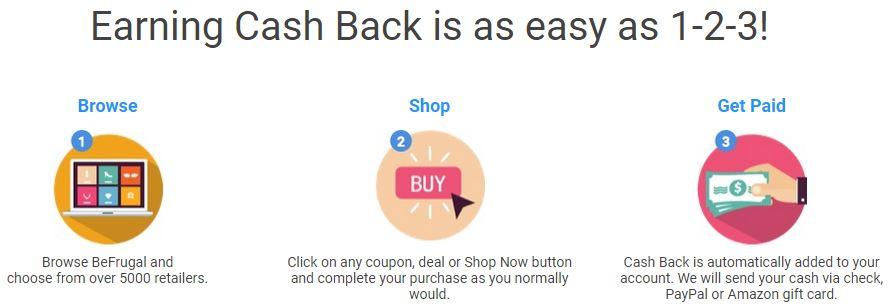 befrugal cashback review