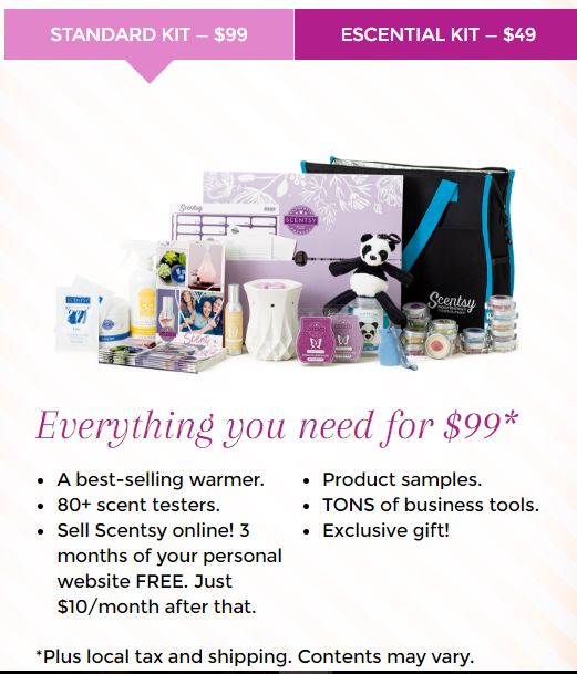 is Scentsy a pyramid scheme
