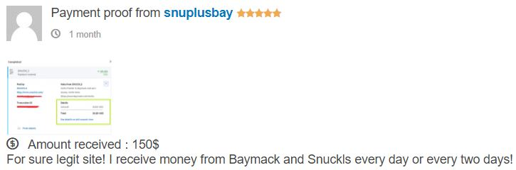 is baymack a scam