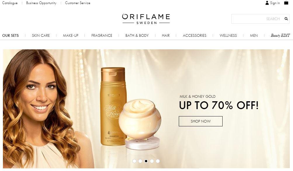 is oriflame a pyramid scheme