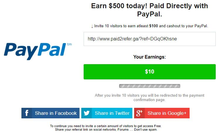 is teens earn cash a scam
