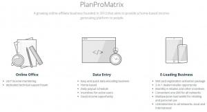 is planpromatrix a scam