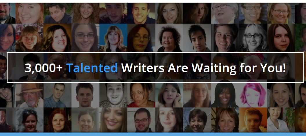 Crowd Content freelance writers