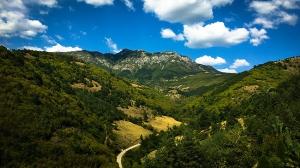 The nature in Bulgaria