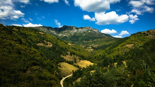The nature in Bulgaria