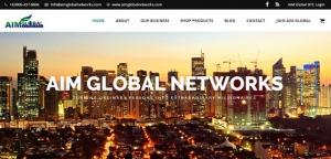 Aim Global Homepage