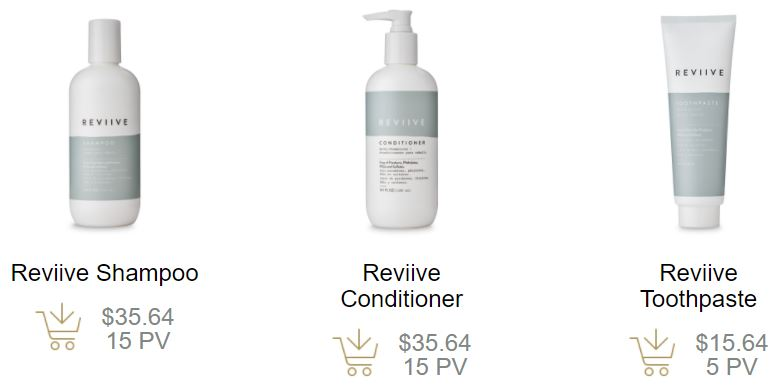 ariix revivee products