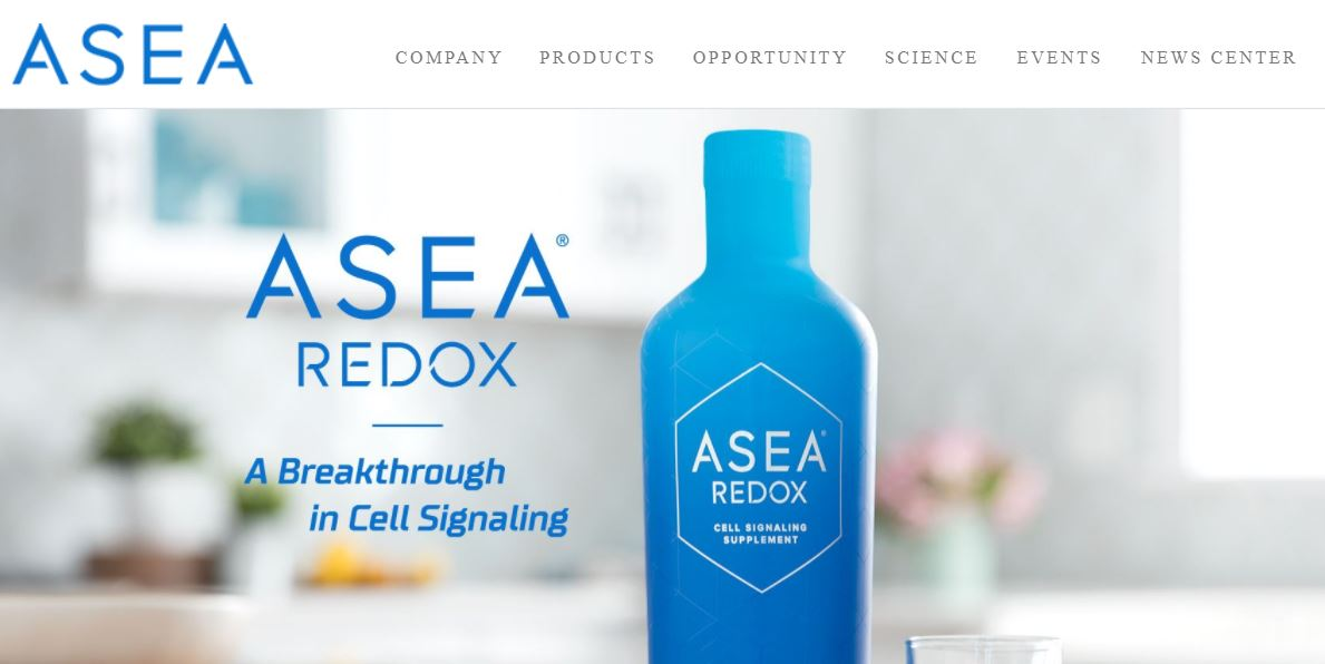 Asea Homepage