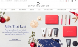 Beautycounter Homepage