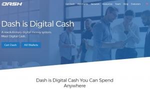 Dash Homepage