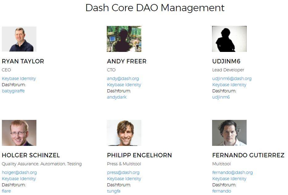 dash team