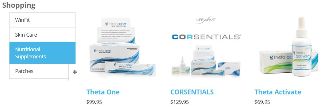 lifewave products