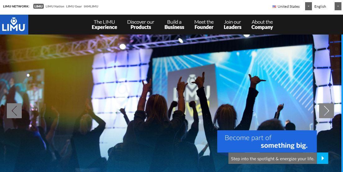 Limu Homepage