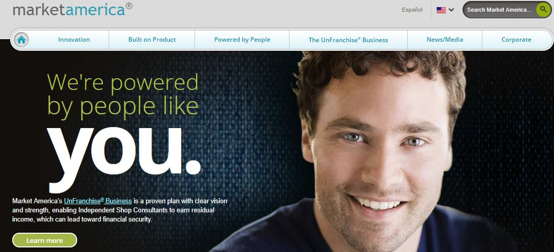 market america homepage
