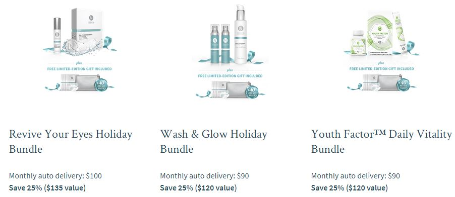 nerium international products