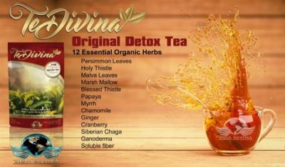 Vida Divina's #1 Top Selling Product Te Divina