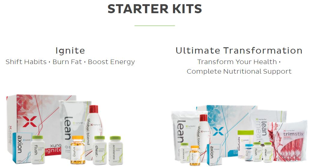 xyngular Products