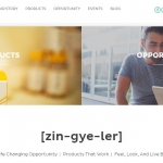 Xyngular homepage