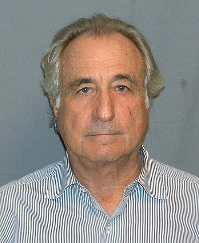 bitconnect ponzi scheme Bernie Madoff