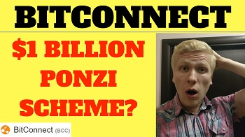 is bitconnect a ponzi scheme