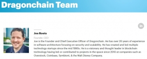 dragonchain team