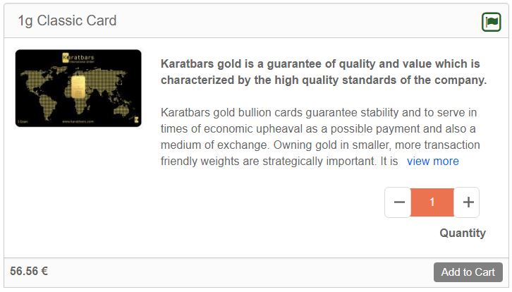 is karatbars international a scam