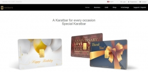 karatbars international homepage
