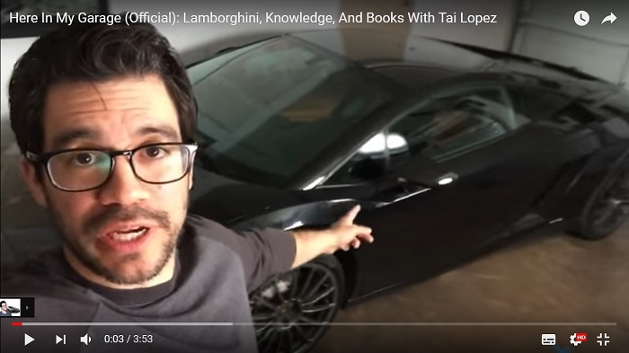 is tai lopez a scam artist