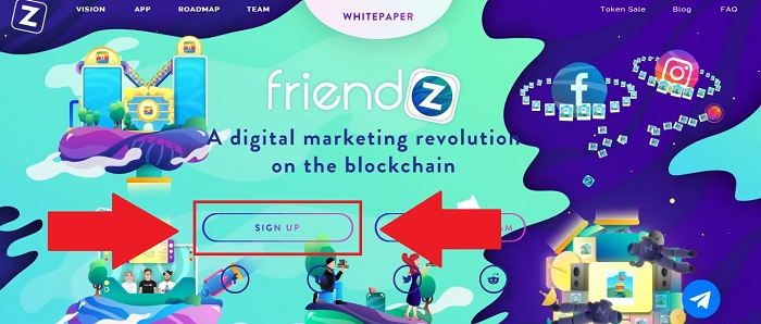 friendz ico review