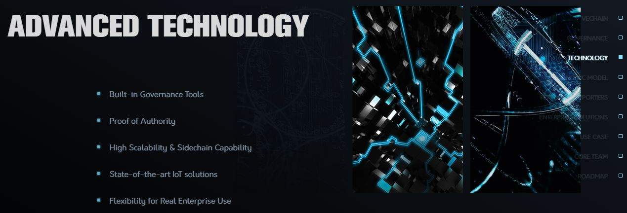 vechain technology