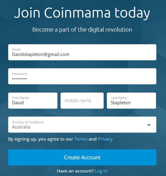 is coinmama a scam