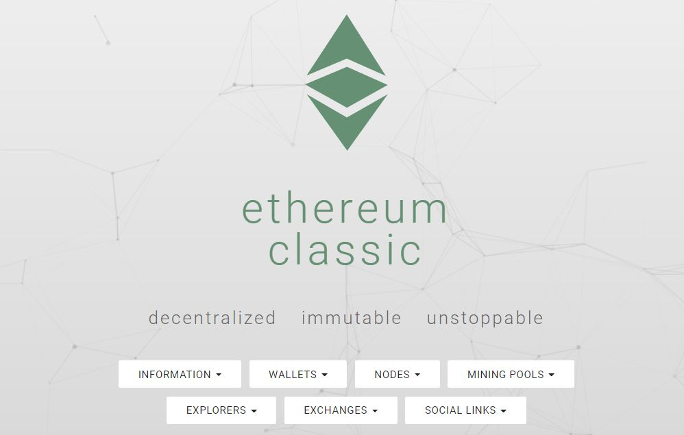 Ethereum Classic on Gifthub