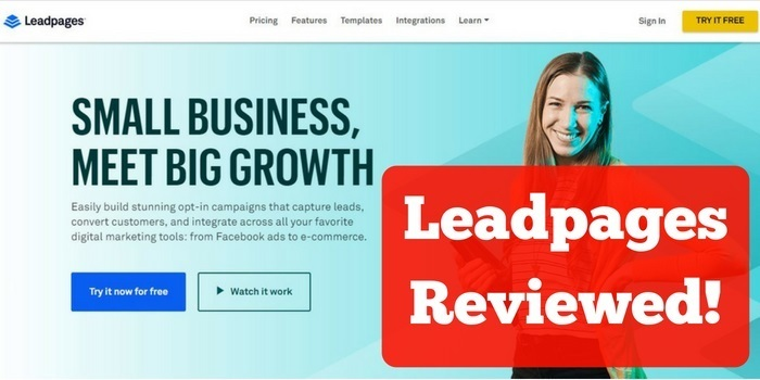 5 Simple Techniques For What Are Leadpages