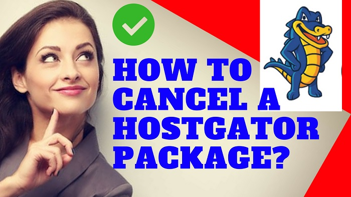 How to cancel a hostgator account